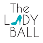 The Lady Ball logo s